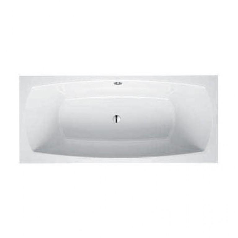 MY ART DUO ванна 180*80см в комплекте с ножками, цвет star white