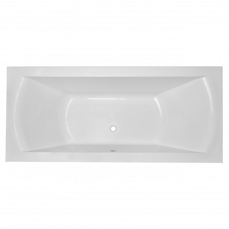 Ванна TEO 1700*800*500 мм без ножек, из акрила 6мм