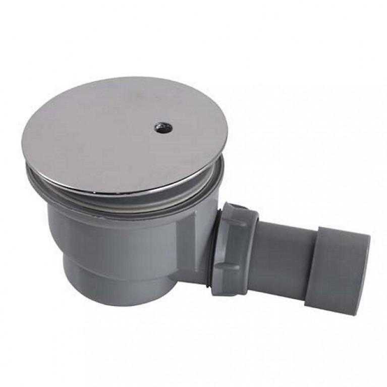 Сифон D110mm для мелкого поддона PUF 5см  (Rudas,Palota)