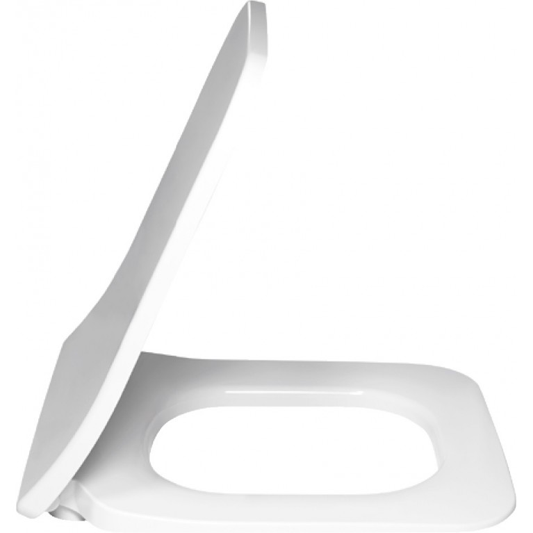 ARCHITECTURA сиденье с крышкой для унитаза, SlimSeat