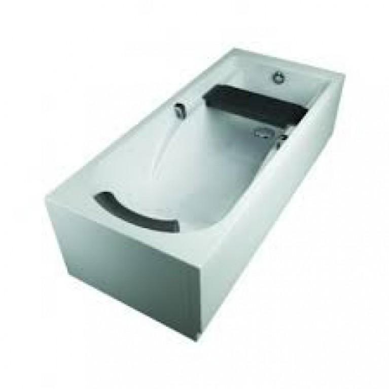 COMFORT PLUS ванна 170*75см, прямоугольная, с ручками, с ножками SNC1 XWP1471000, фото 2