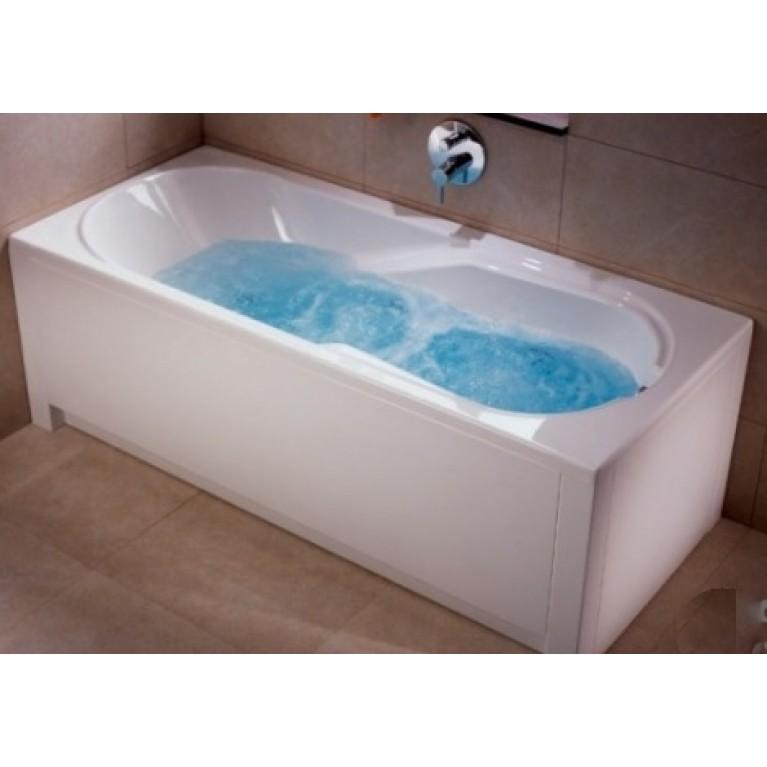 COMFORT ванна 160*75см без панели ( гидром. система комфорт) HC3060000, фото 2