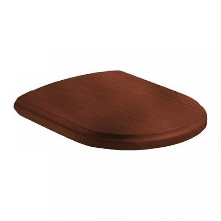 HOMMAGE крышка, цвет орех/крепления из латуни