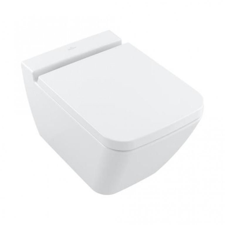 FINION сиденье для унитаза QuickRelease, SoftClosing, цвет Star White C+ 9M88S1R2, фото 2