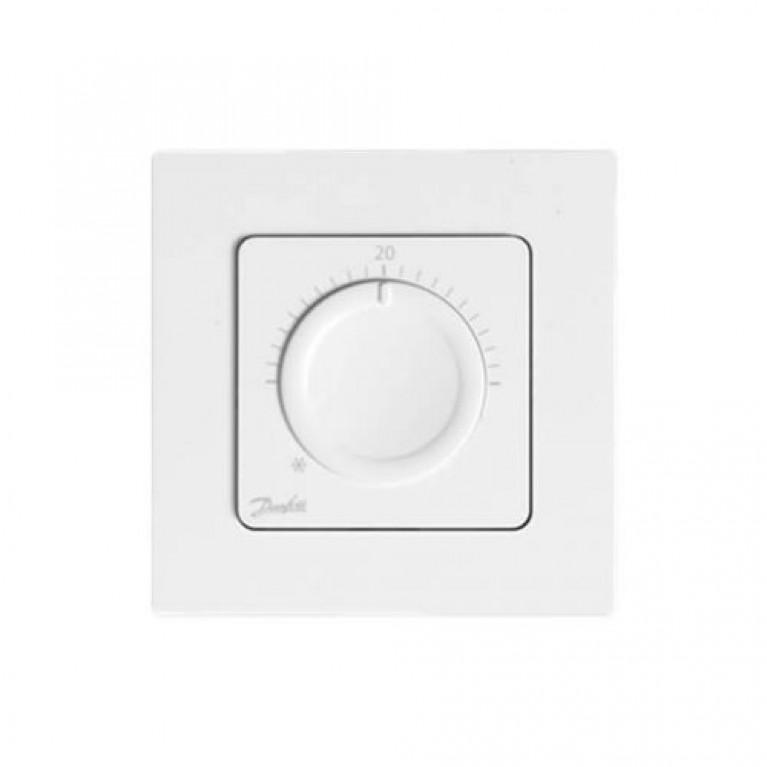 Комнатный терморегулятор Danfoss Icon Dial 088U1005 (накладной) 088U1005, фото 2