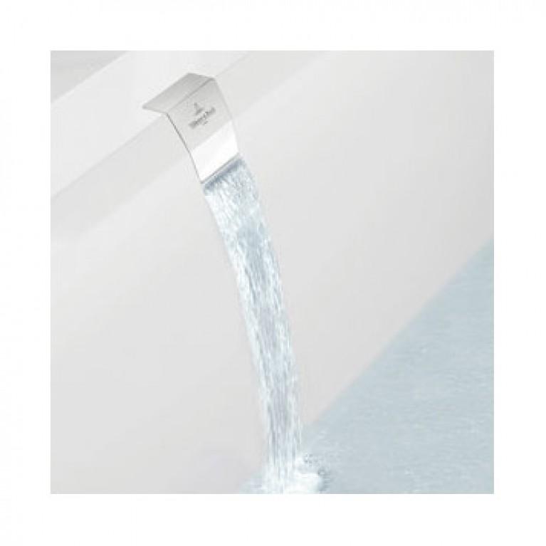 Слив перелив для ванны с наполнением через перелив, фото 1