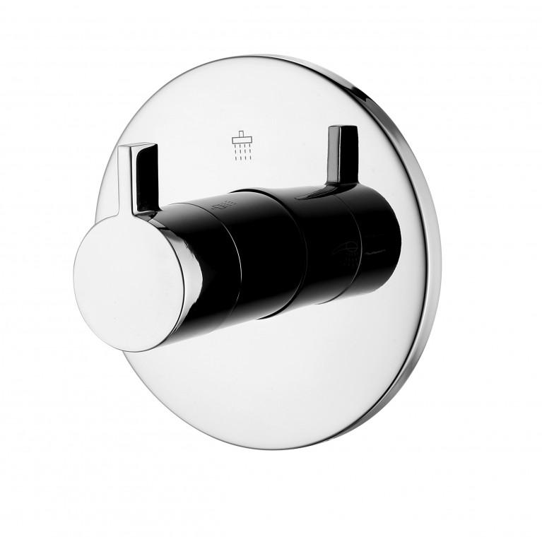 ZAMEK запорный/переключающий вентиль (3 потребителя), форма R
