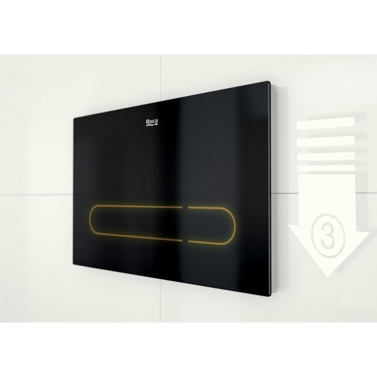 EP1 кнопка электронная для инсталляционных систем, с автоматическим или бесконтактным сливом, с цветной подсветкой A890102008, фото 6