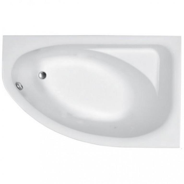 SPRING ванна 160*100 см правая без панели ( гидром. система люкс ), фото 1