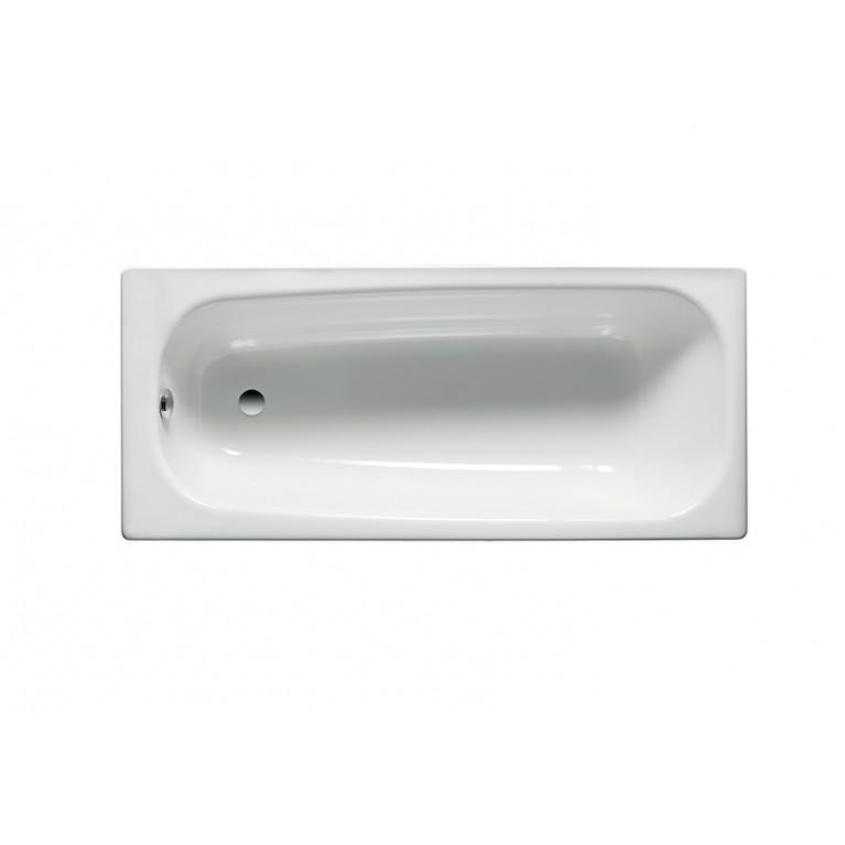 CONTESA ванна 170*70 см прямоугольная, без ножек, фото 1