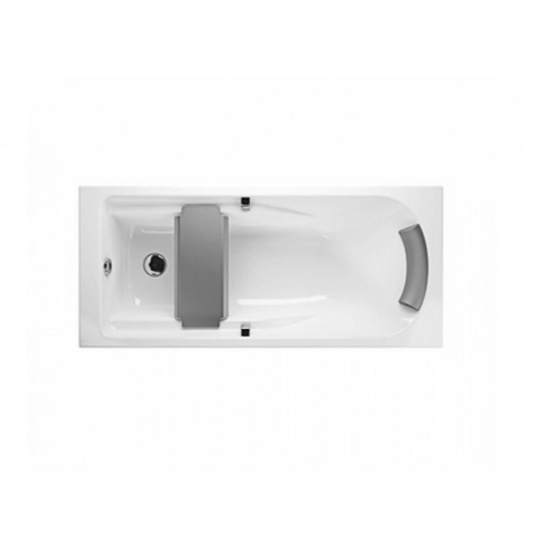 COMFORT PLUS ванна 150*75 см, прямоугольная, с ручками, с ножками, фото 1