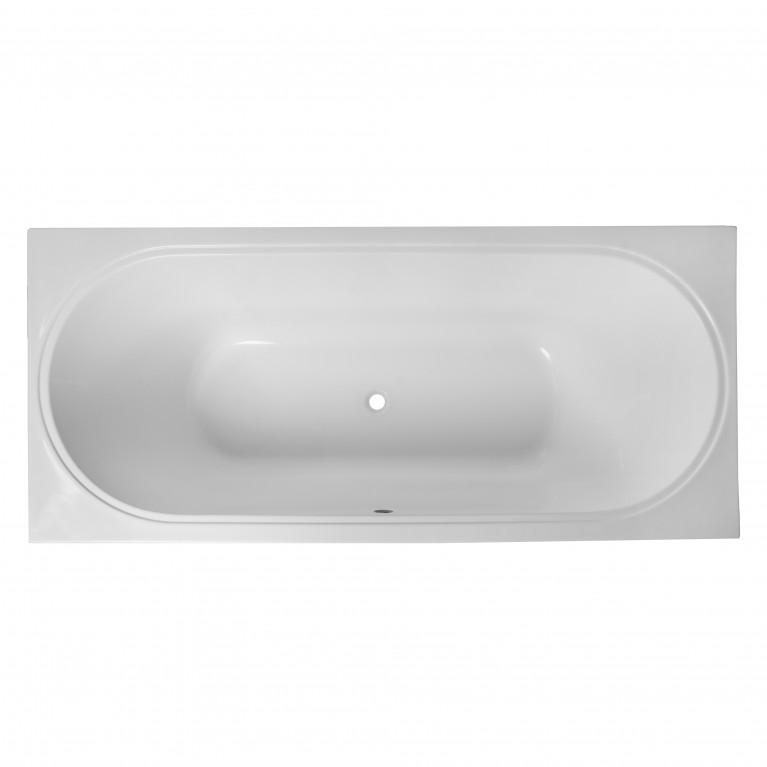 Ванна OLIVA 1800*800*500мм без ножек, из акрила 6мм