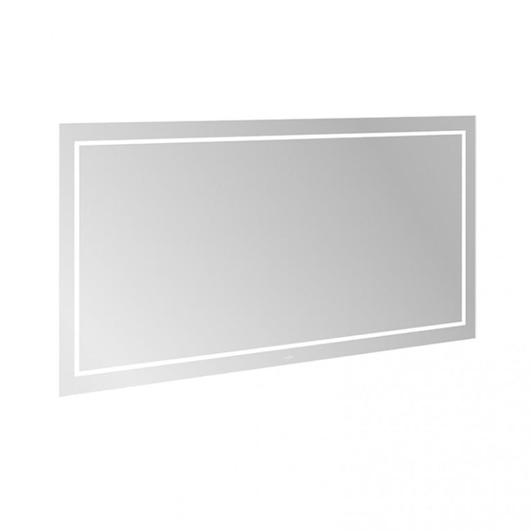 FINION зеркало 160*75*4,5см, подсветка, звуковая система с Bluetooth, подогрев