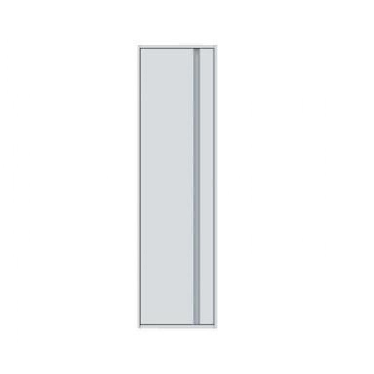 KETHO высокий шкаф 180*50см, правый (цвет белый матовый)
