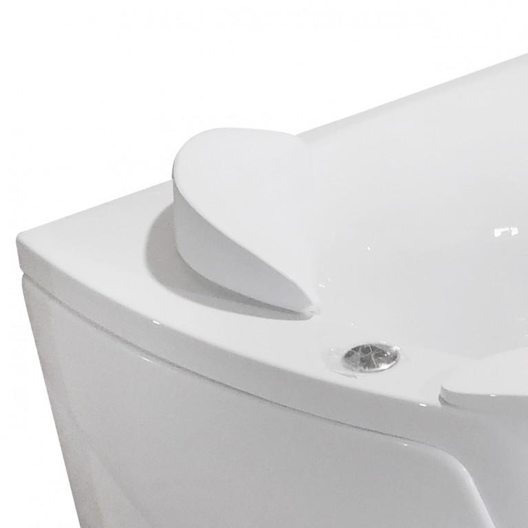 Подушка (подголовник) белый к ванне 12-88-103 (оригинал) TS-103, фото 2