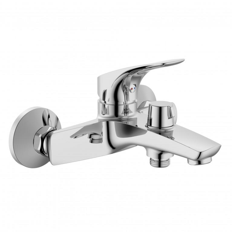 ORLANDO смеситель для ванны, хром, 35 мм, фото 1