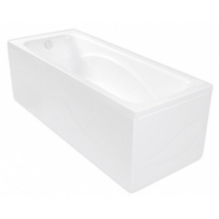 MUZA ванна 160*70см, с рамой
