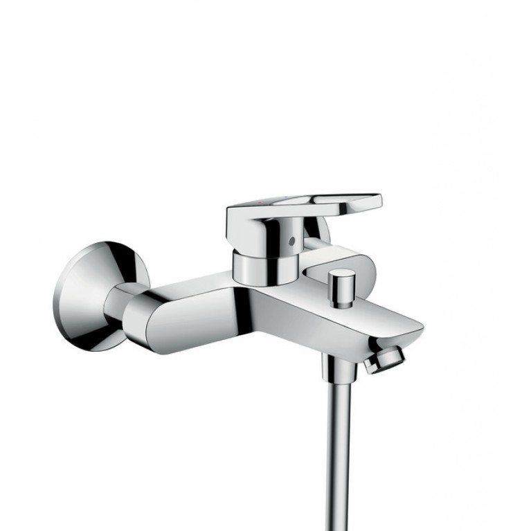 Logis Loop Смеситель для ванны однорычажный, хром