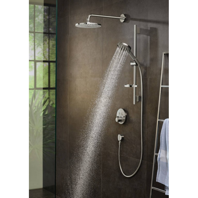 Raindance Select S Душевой набор 120 3jet Р, Powder Rain 27654000, фото 7