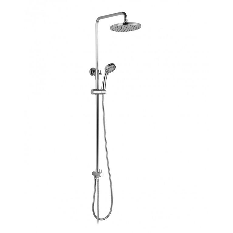 Система душевая без смесителя (верхний и ручной душ 3 режима, шланг 1,5м)