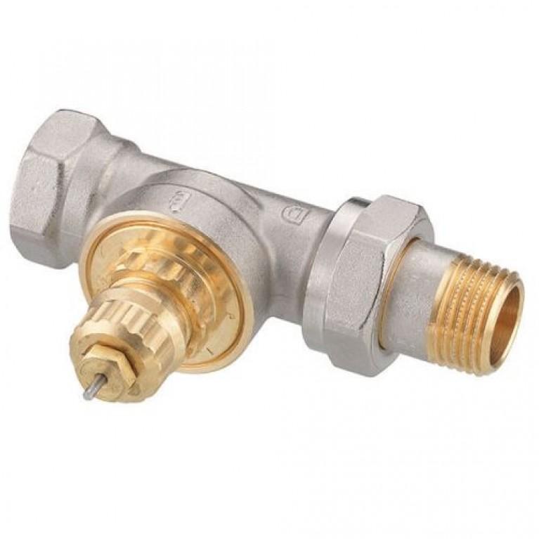 Термостатический клапан Danfoss RA-G 15 для однотрубной системы прямой, фото 1
