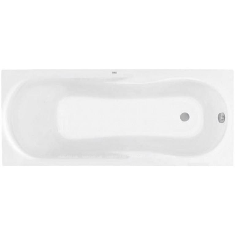MUZA XL ванна 160*75см, с ножками