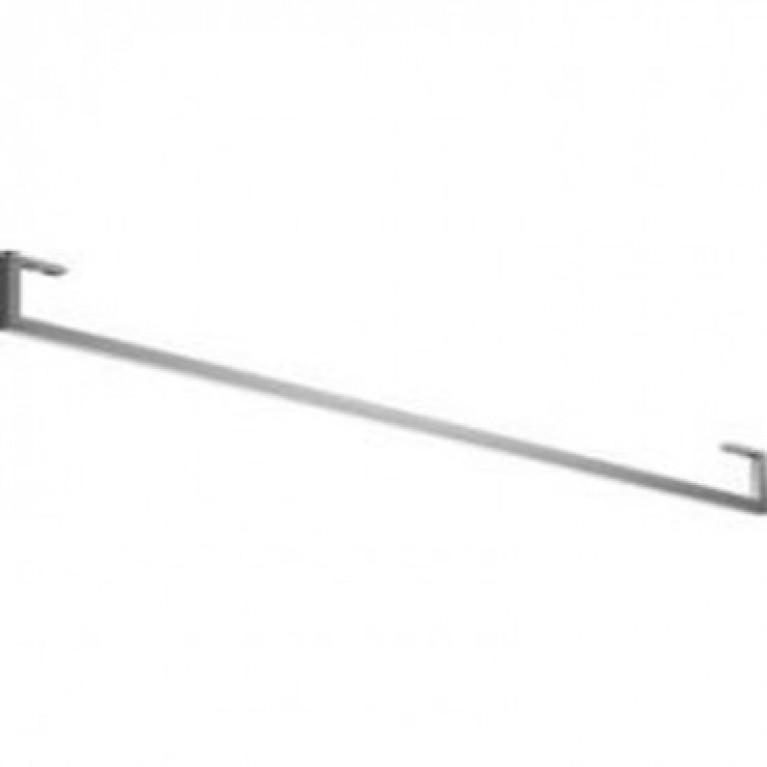 VERO полотенцедержатель, труба с квадратным сечением