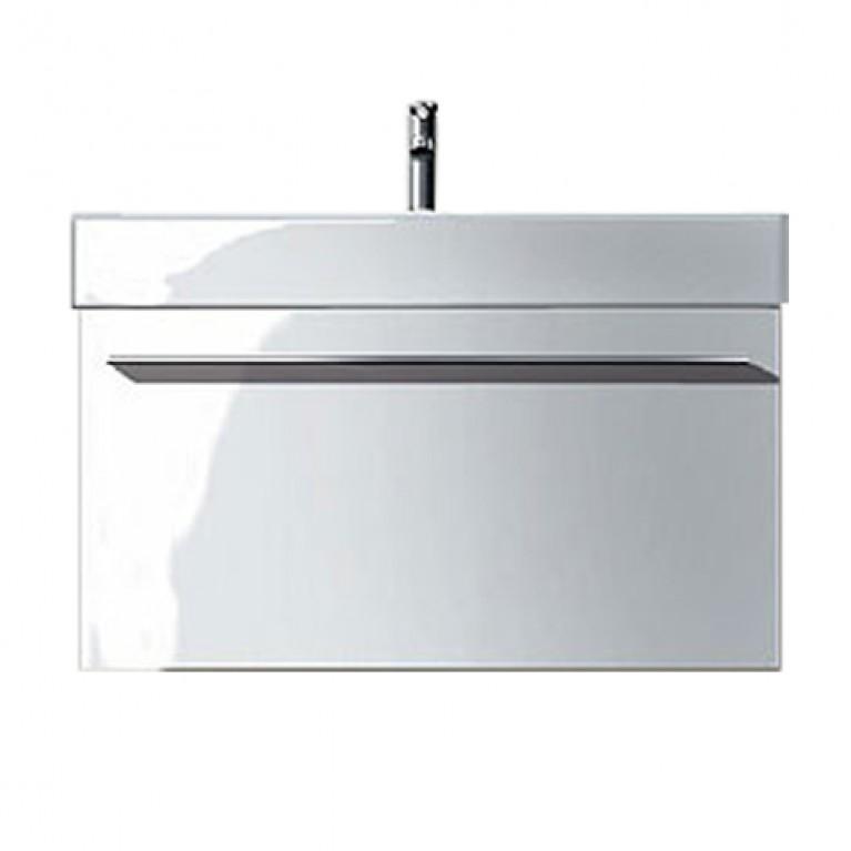 X LARGE шкафчик подвесной для ум.VERO 032910. 470х1000448 мм (ф.белый, к. белый)