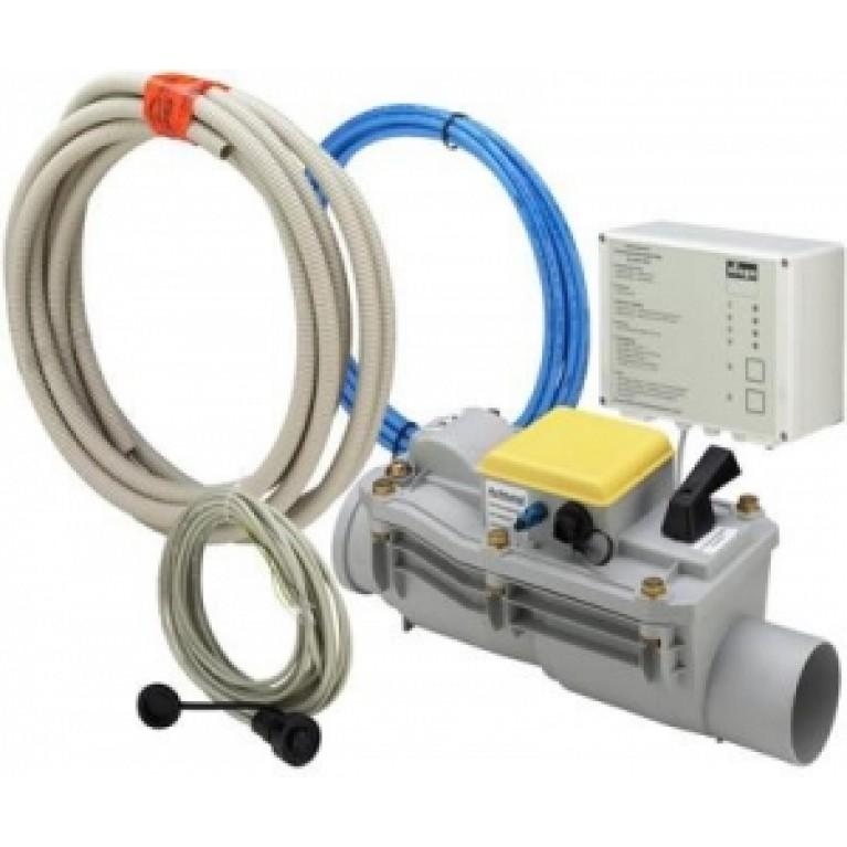4987.41 Клапан канализационный, обратный Grundfix Plus Control