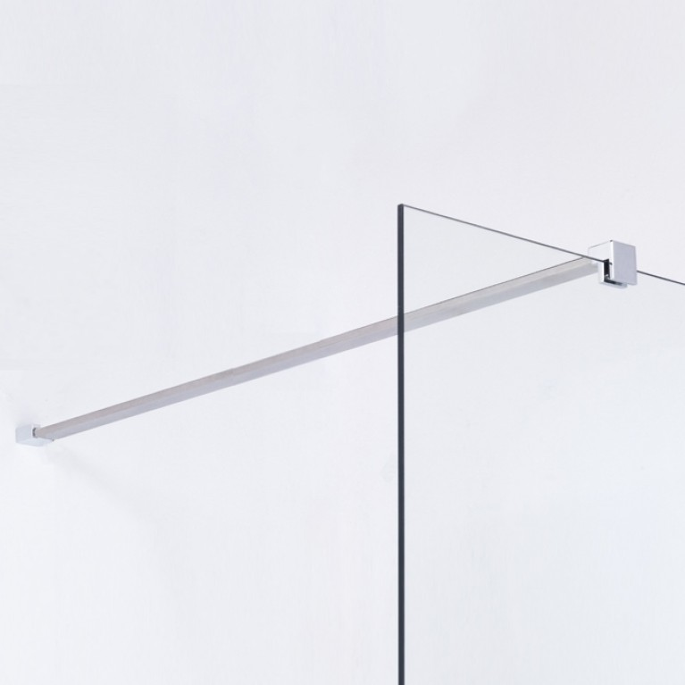 Держатель стекла (D) с креплениями длиной 900мм