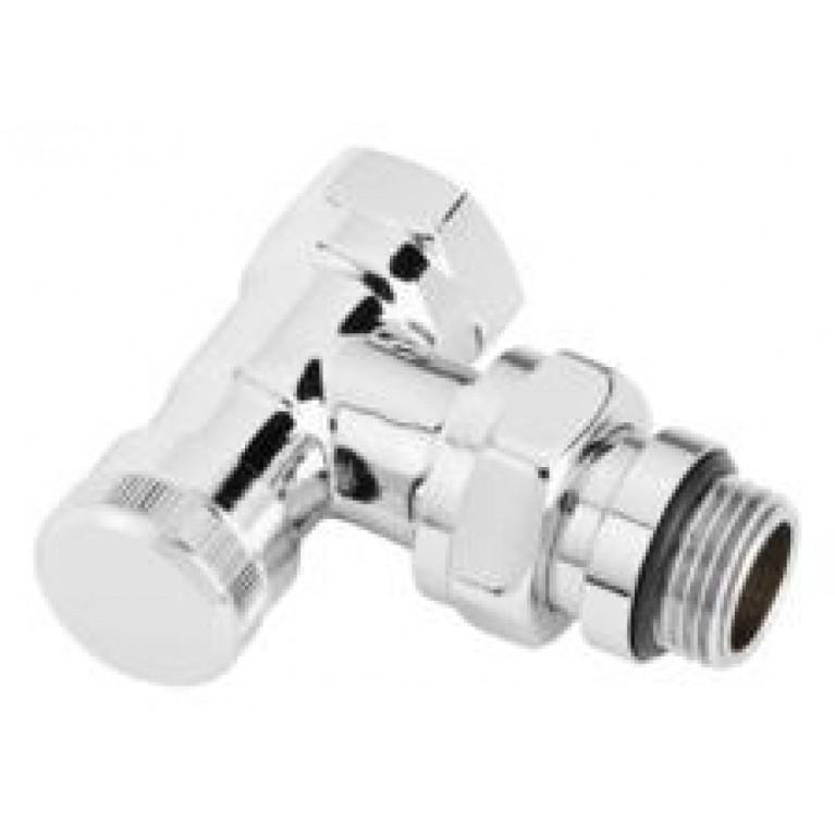 Danfoss Запорный клапан RLV-CX, угловой, хром 003L0273, фото 3