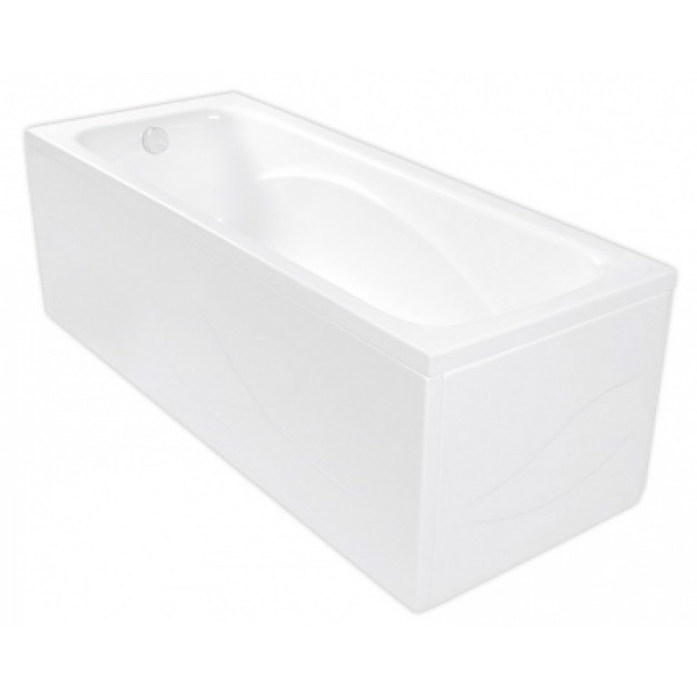 KLIO ванна 120*70см, с ножками