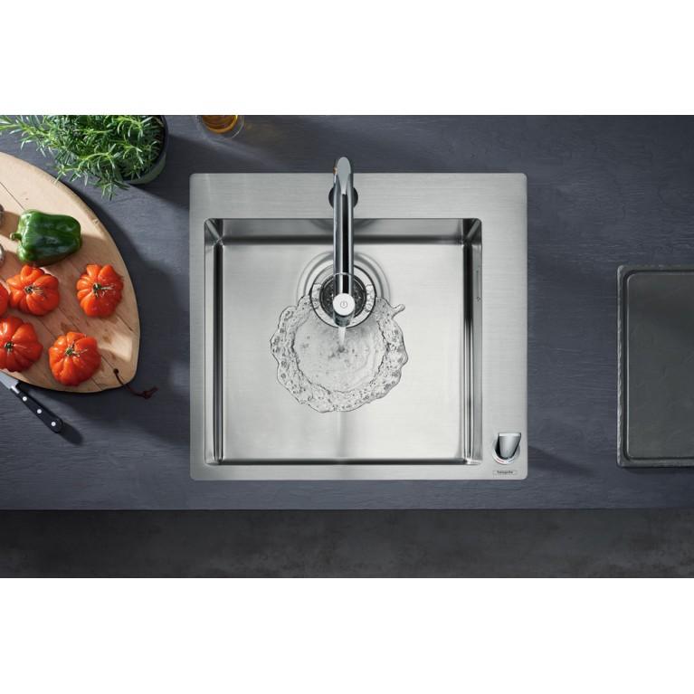 C71-F450-06 Мойка для кухни со смесителем, однорычажным 43201000, фото 2