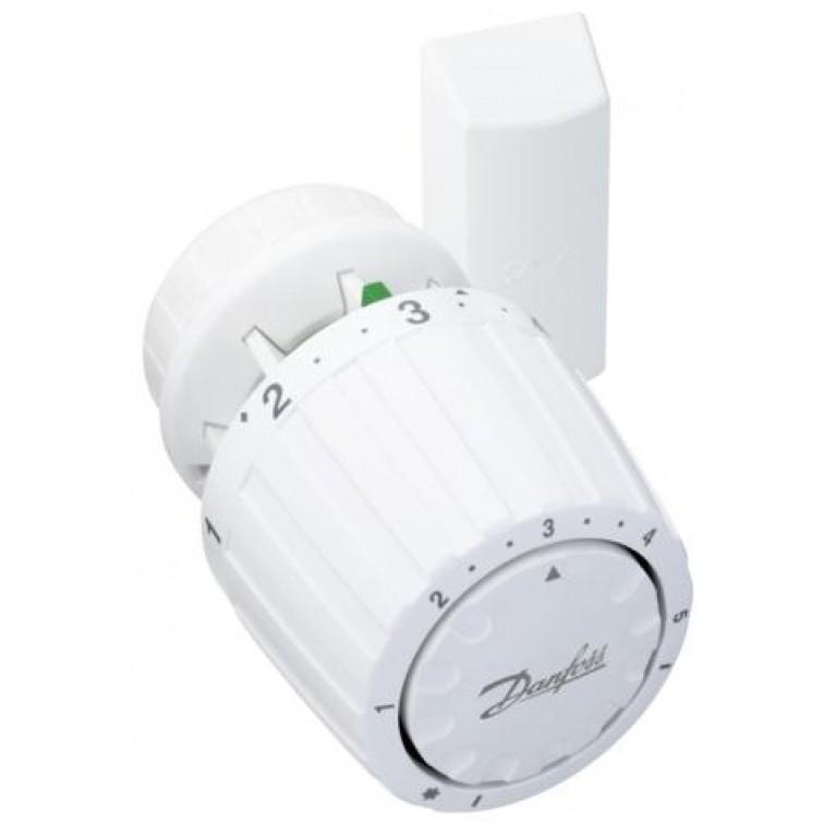 Danfoss Термоголовка 2992, подключения RA, датчик 013G2992, фото 3
