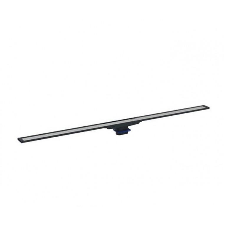 CleanLine20 Дренажный канал, полированный/матовый металл, L30-130см