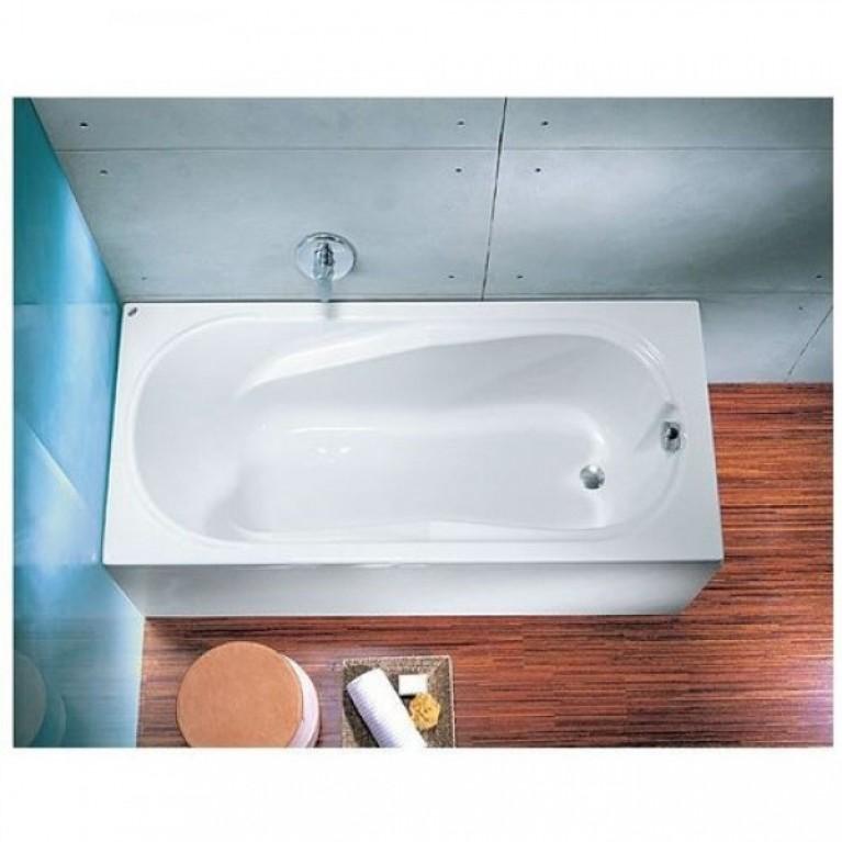 COMFORT PLUS прямоугольная ванна 160 x 80 см,с ножками, фото 1