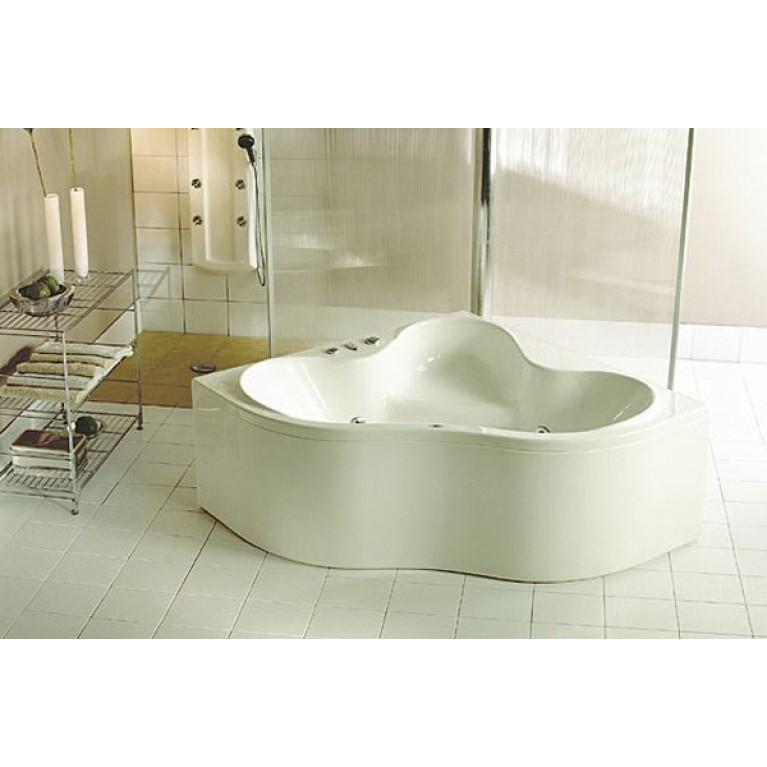 PERSJA ванна  150X150, система Economy 1, пакет Стандарт, белая