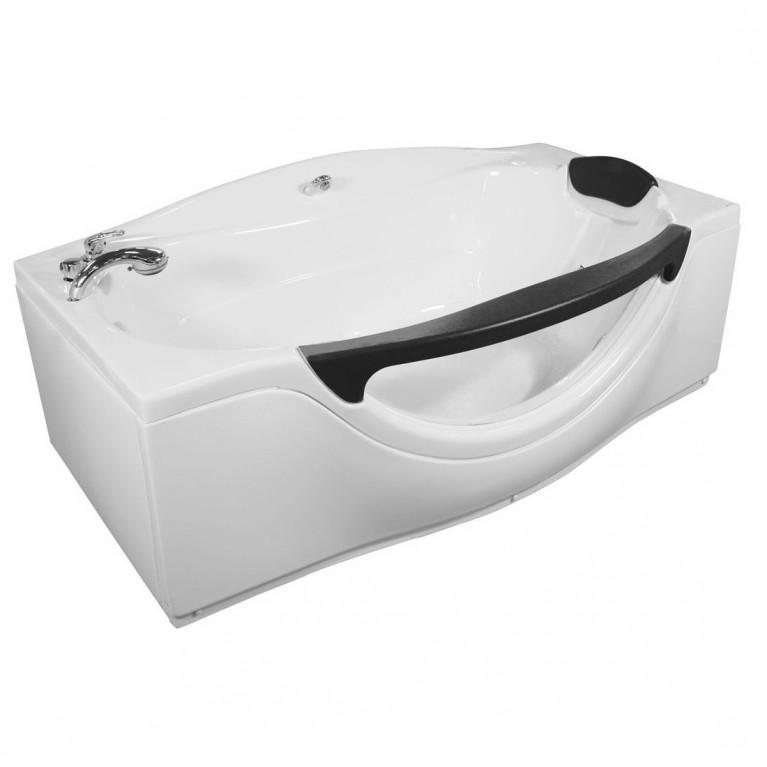 Ванна прямоугольная без гидромассажа 1800*990*680 мм, с окошком