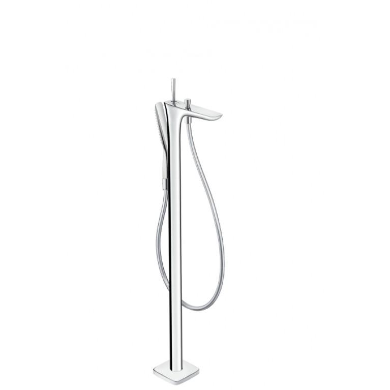 PuraVida Смеситель для ванны, однорычажный для установки на полу