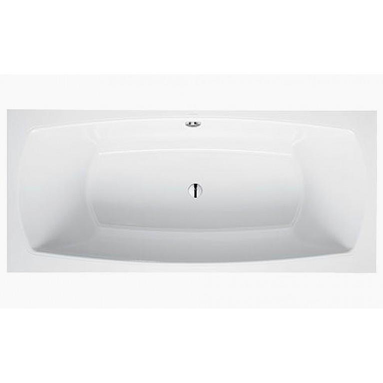 MY ART DUO ванна 180*80см в комплекте с ножками, белый альпин