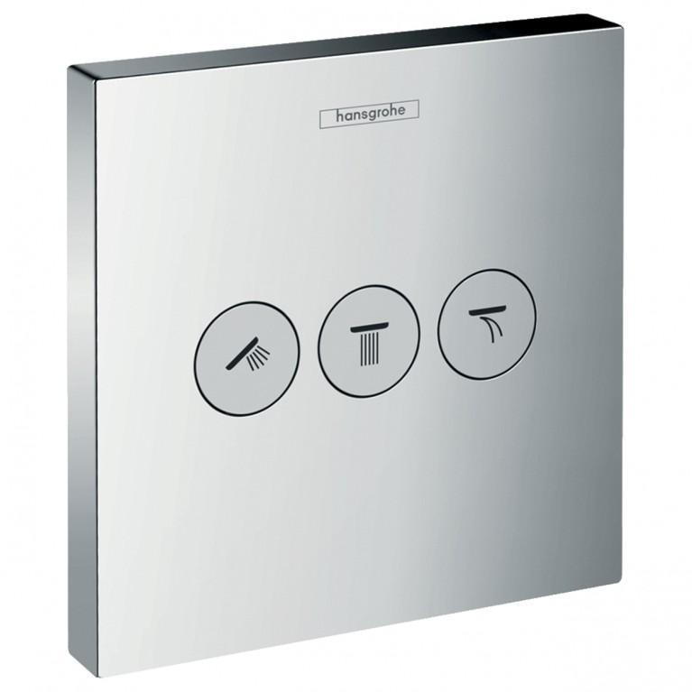 Shower Select Запорно-переключающее устройство на 3 потребителя, фото 1