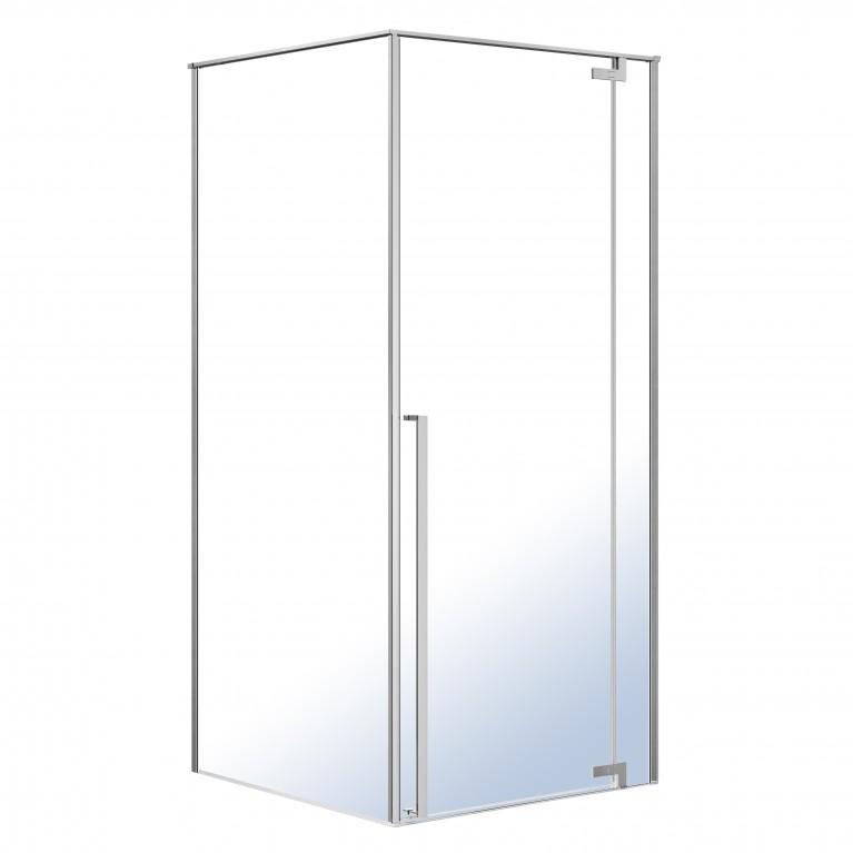 Душевая кабина FREEZ 90*90*200см, квадратная, распашная дверь