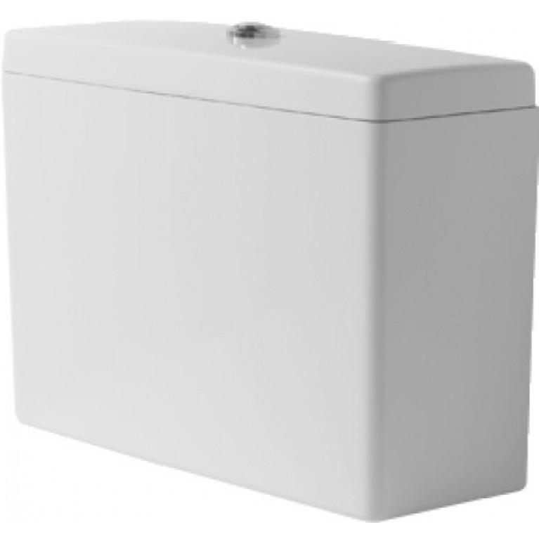 STARCK 3 Big Toilet бачок (подвод слева/справа , посередине)