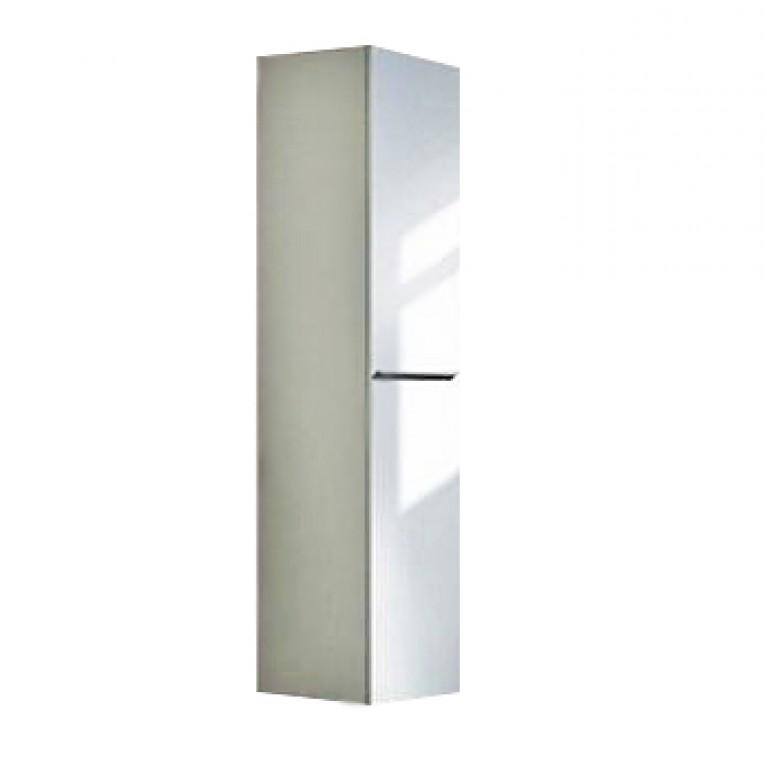 X-LARGE высокий шкаф 400 x 358мм, 1 дер.дверца,5 стекл.полок, цвет № 85