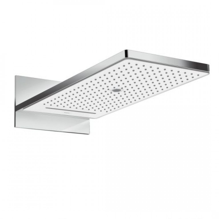 Rainmaker Select Верхний душ 580 3jet, EcoSmart, белый/хром