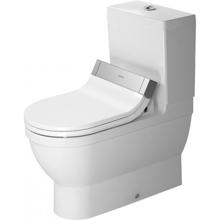 STARCK 3 унитаз для сидения Senso Wash 37*70,5см, фото 1