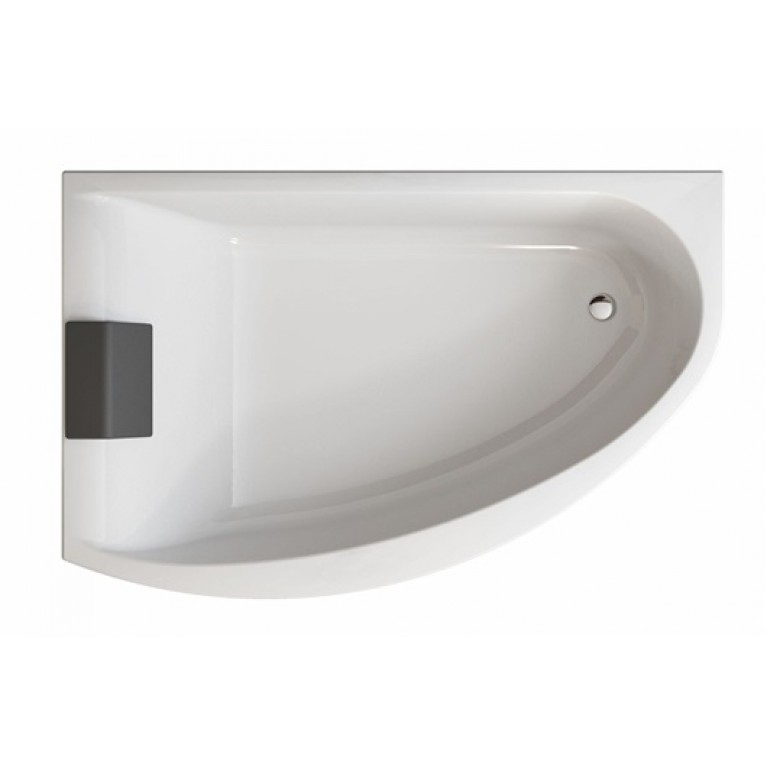 Купить MIRRA ванна асимметричная 170*110 см, левая у официального дилера KOLO Украина в Украине