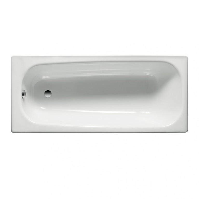 CONTESA ванна 160*70см, прямоугольная, без ножек, фото 1