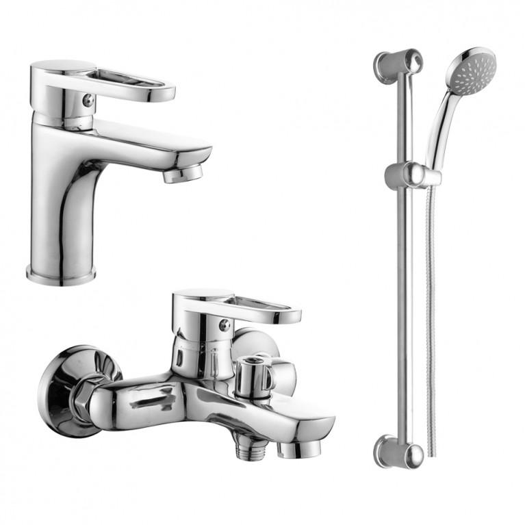 Набор смесителей KINK для ванны (RBZZ003-1-3-0411)
