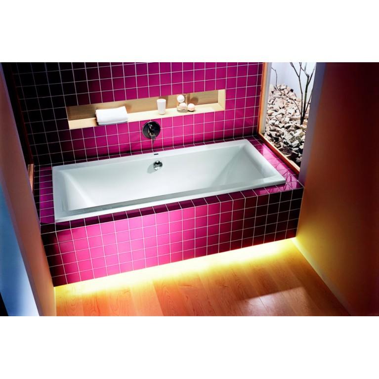 CLARISSA ванна 180*80см, прямоугольная ,с ножками,без панели, фото 1